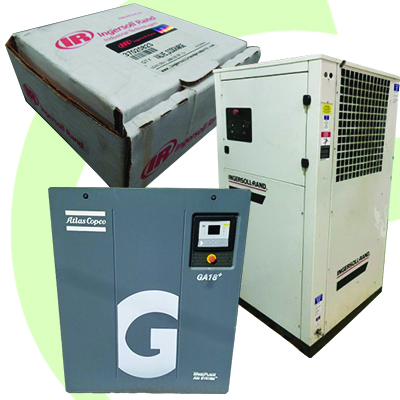 Used Blowers & Air Compressors For Sale