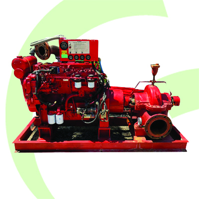 Complete Fire Pump Packages