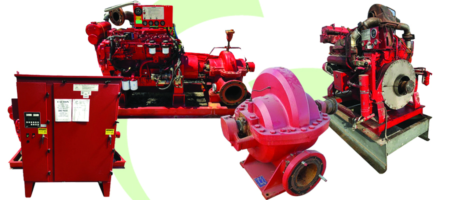 Fire Pump Engines & Controllers