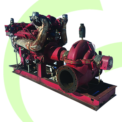 Fire Pump Engines