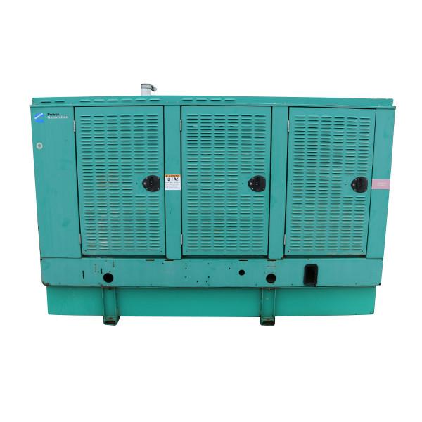 100 Kw Used Diesel Generator Cummins 6bt5 9 Dgdb 240 Volt 1 Or 3 Phase