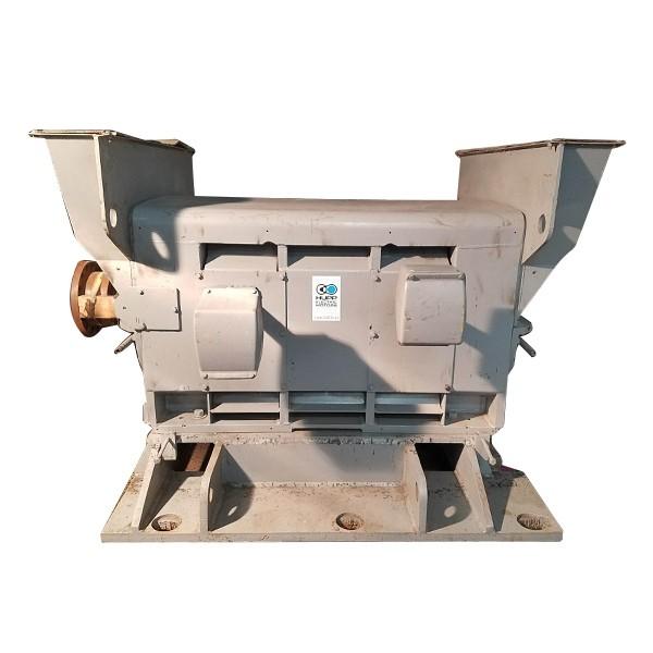 1500 HP Electric Motor 1780 RPM 2300 Volts Westinghouse Frame 6809S Rebuilt EOK