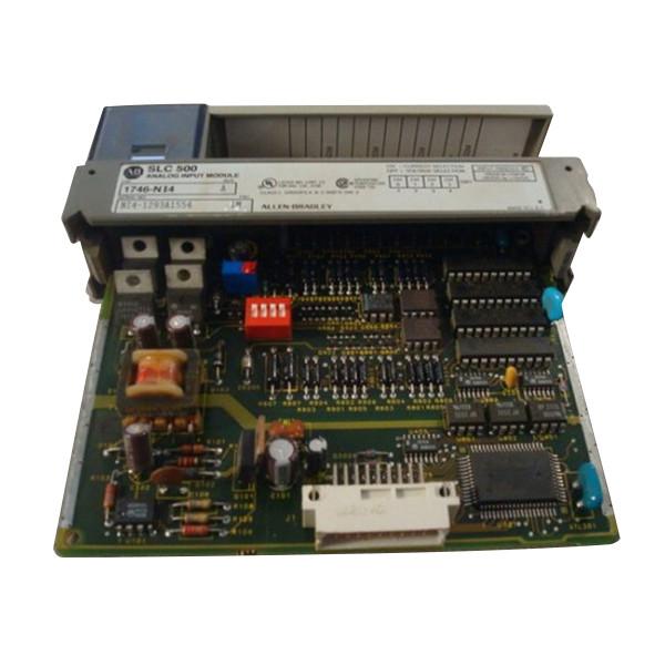 Allen Bradley 1746-NI4/A SLC 500 Analog Input Module Used