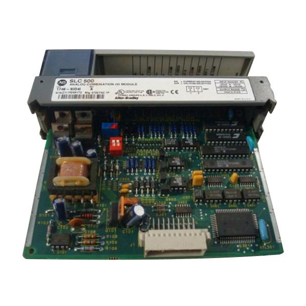 Allen Bradley 1746-NIO4I/A SLC 500 Combination I/O Used