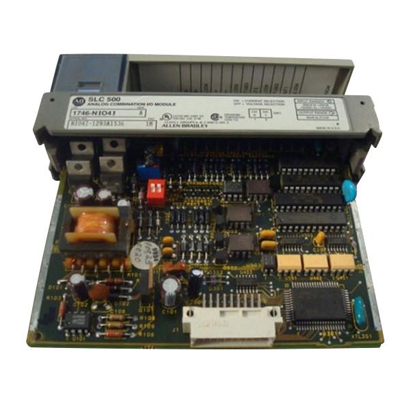 Allen Bradley 1746-NIO4I SLC 500 Combination I/O Used