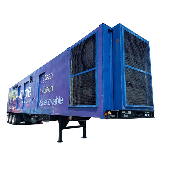 1MW Ballard Hydrogen Fuel Cell MK 902 HD FC Module Proton Exchange Membrane Used