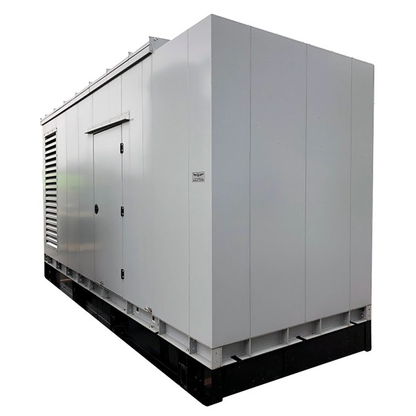 NEW 2013 170 KW CAT G3406 Natural Gas Generator Set Continuous Duty Sound Attenuated 1 Hour Run Time