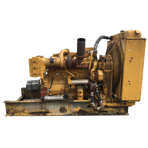 Caterpillar 3406B Diesel Engine 480HP New in 1996 465 Total Hours AR 7C-6843 Used