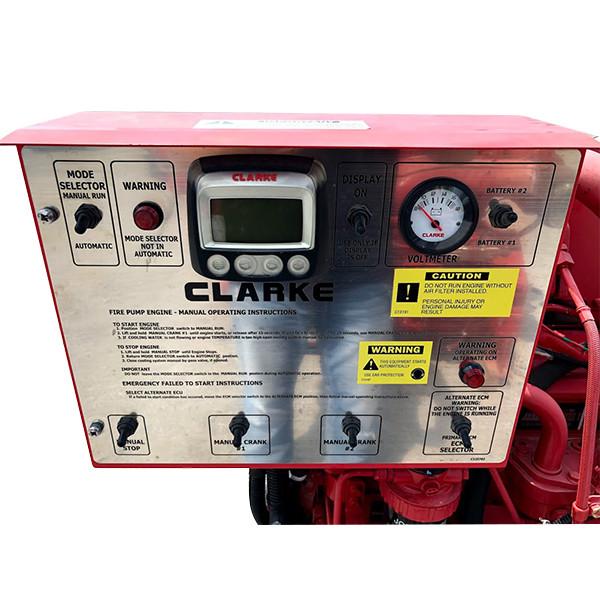 clarke diesel engine manual
