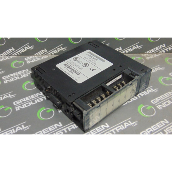 GE Fanuc IC693ALG442B Series 90-30 Analog Curr/Voltage Input/Output Module Used