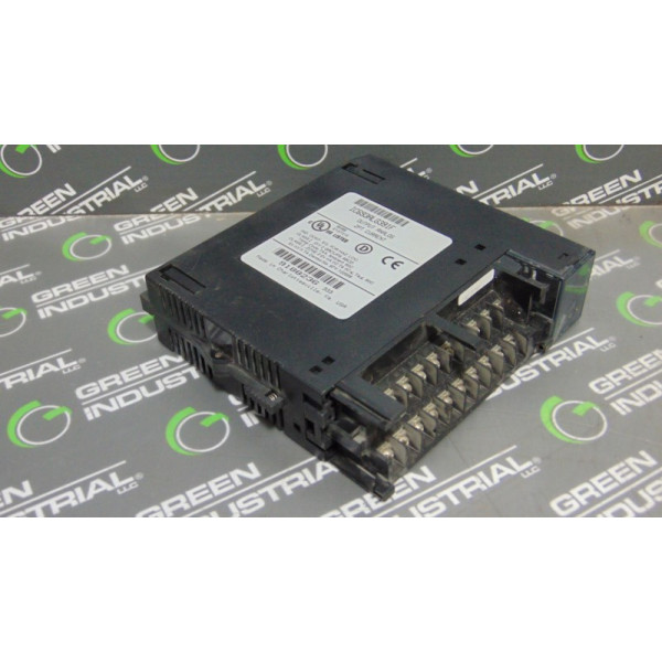 GE Fanuc IC693ALG391F Series 90-30 Current Analog Output Module No Cover Used