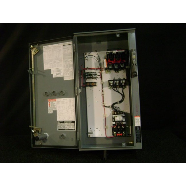 30 Amp NEMA Size 0 And 1 Combination Motor Control