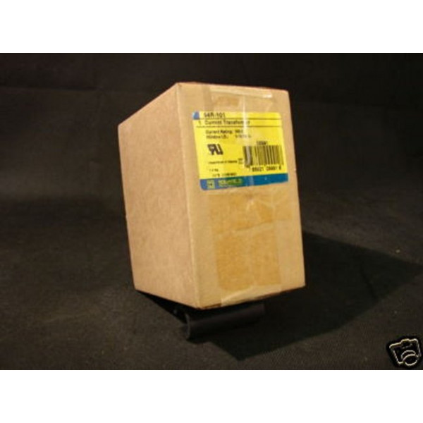 Square D Current Transformer 64R 101 100:5 Ratio NEW