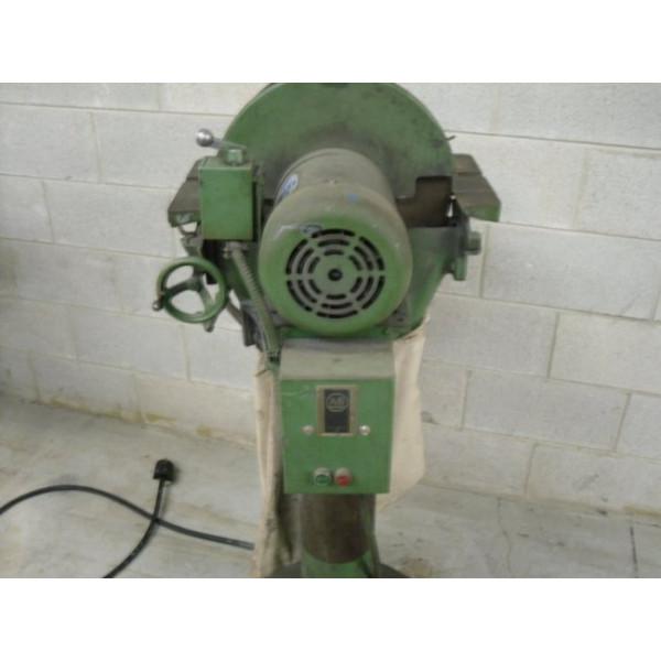 State Used Disc Sander Grinder D-16 D16 D 16 USED Radial Sander 1 Hp