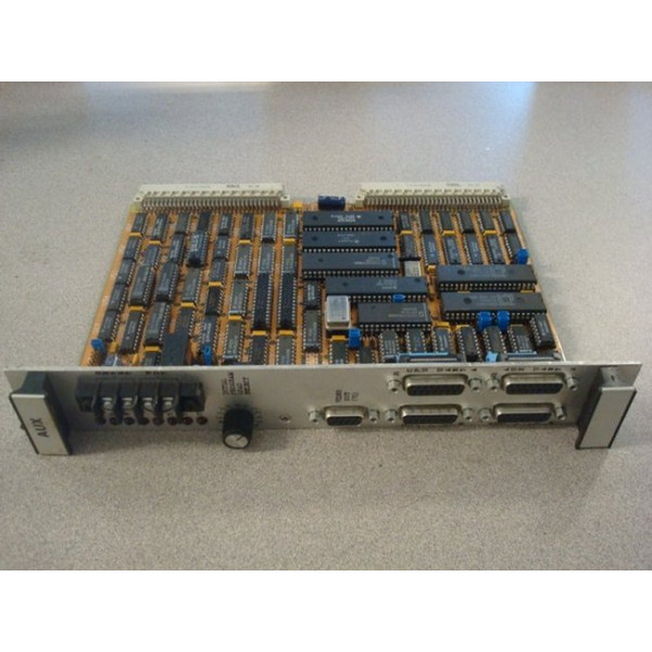 QSAC 31-50210N11 Aux Board PMC-400/450 Series Used