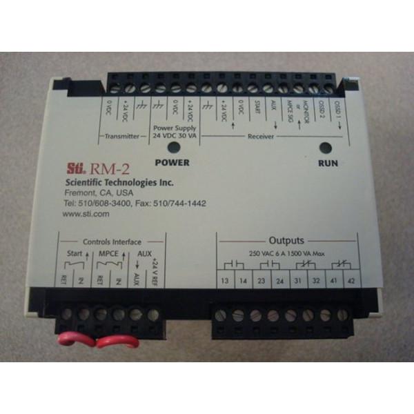 STI RM-2 Light Curtain Resource Module New NIB