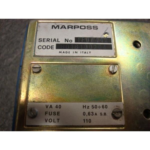 Marposs E9 Analog Grinding Machine Amplifier Used