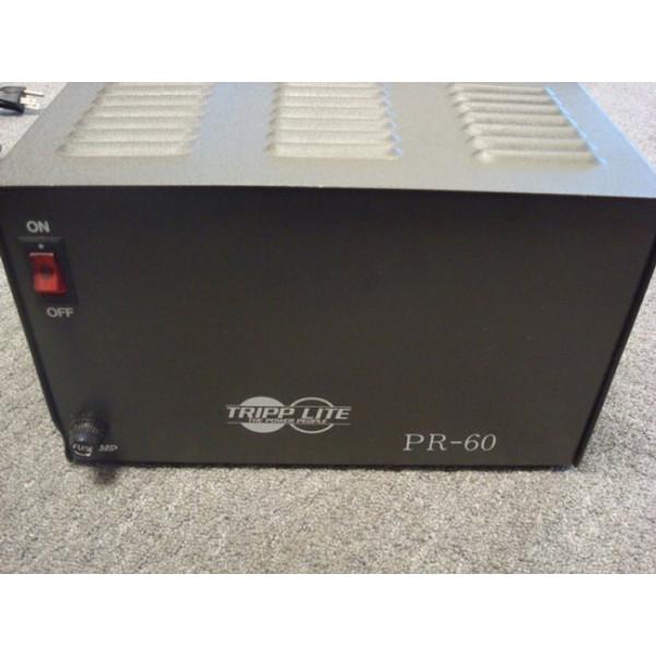 Tripp Lite PR-60 Precision DC Power Supply 13.8 VDC New NIB