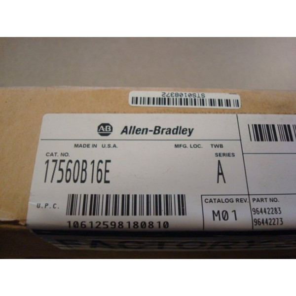 Allen Bradley 1756-0B16E Digital Output Card New Sealed