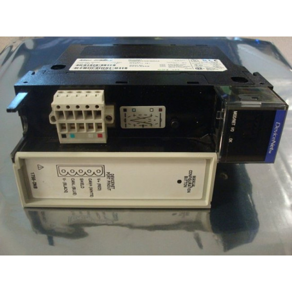 Allen Bradley 1756-DNB / B Devicenet Comm Module Used