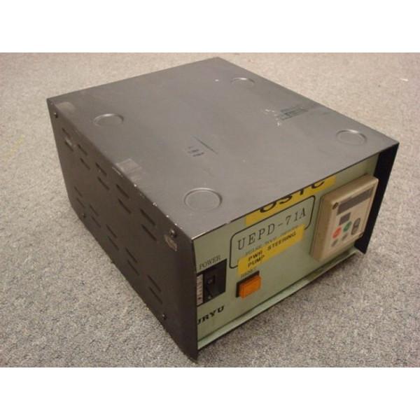 URYU UEPD-71A Pulse Tool Driver Controller UEPD71A Used