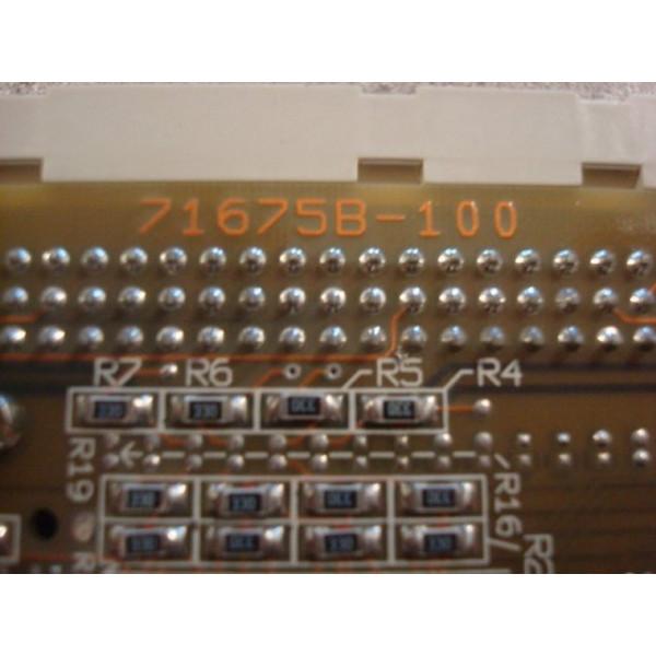 Xycom XVME-675 VMEbus CPU Control Board Processor Used