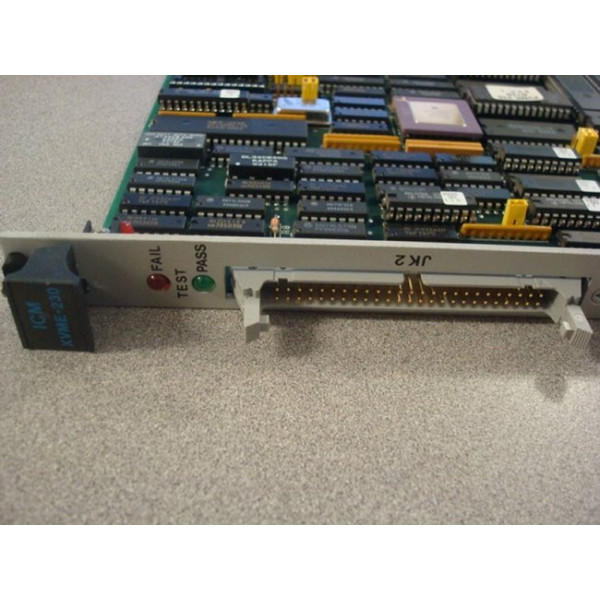 Xycom XVME-230 VMEbus Intelligent Counter Module Used