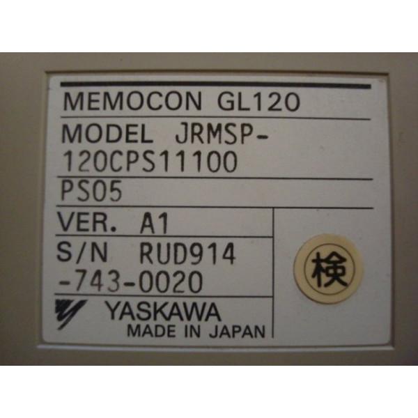 Yaskawa JRMSP-120CPS11100 Power Supply Module Used