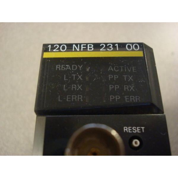 Yaskawa JAMSC-120NFB23100 Memocon Coax PC-Link Used