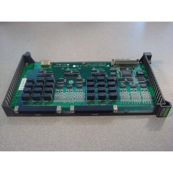 Yaskawa JANCD-MIO04 Control Board PCB Rev.B02 Used