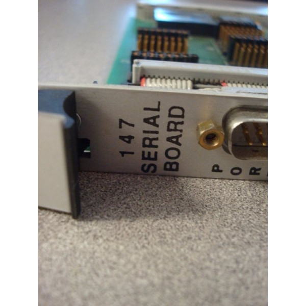 Perceptron 147 Serial Board 495-0102-01 031594-004 Used
