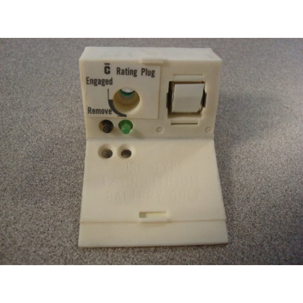 Westinghouse Digitrip 600A Rating Plug PR6A06A060 Used
