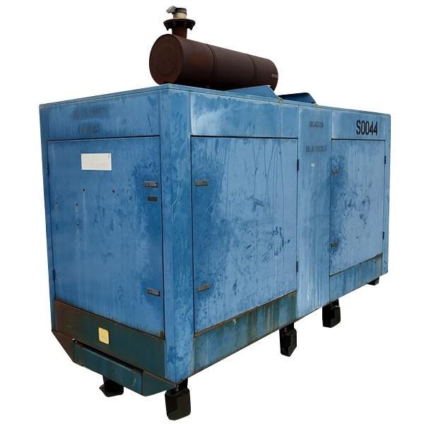 Used 375 KW Diesel Generator Volvo Penta 433RSL2023BF-343 12 Lead 277 / 480 Volt