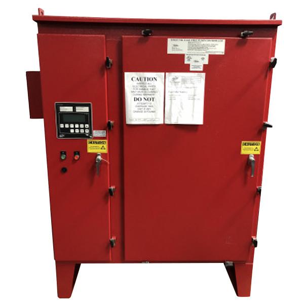 Metron MP600H-450-2300 2300V Electric Fire Pump Controller 450 HP 1502-V4DBDA-1 1503F-E4GCD New Surplus