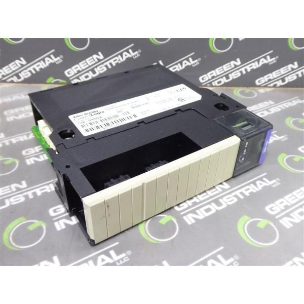 Allen Bradley 1756-DHRIO/B ControlLogix Communication Interface Module D01 Used