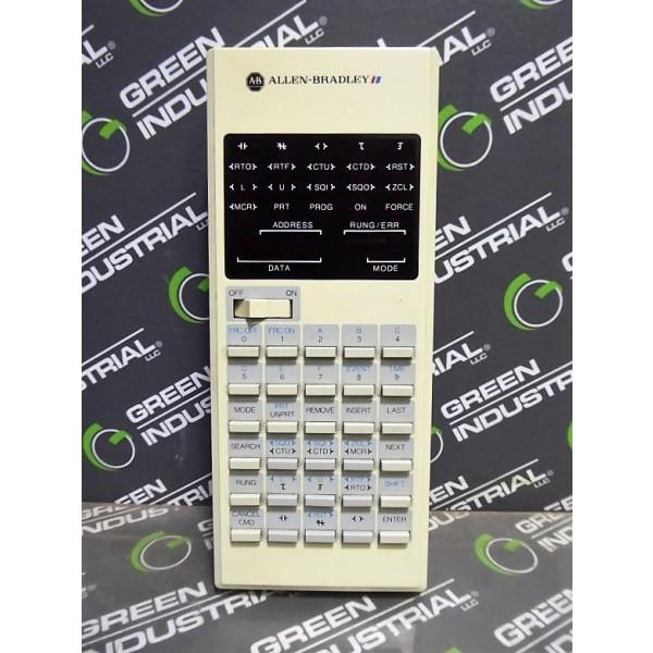 Allen Bradley 1745-PT1 SLC 150 Programmer Ser. A FRN 2 Used