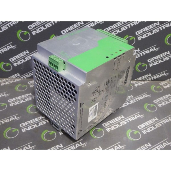 Phoenix Contact QUINT-DC-UPS/24DC/10 Power Supply Module 10A Used