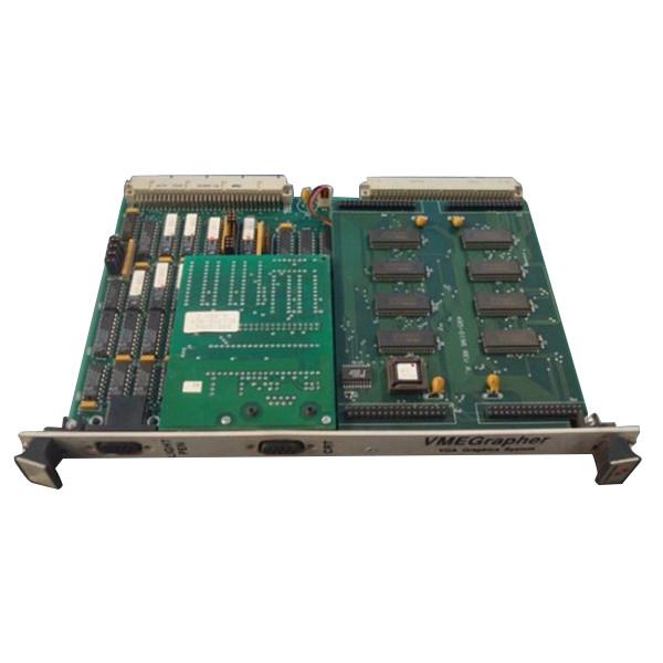 Perceptron VMEGrapher 495-0092 VGA Graphics System Card Rev. KL Used