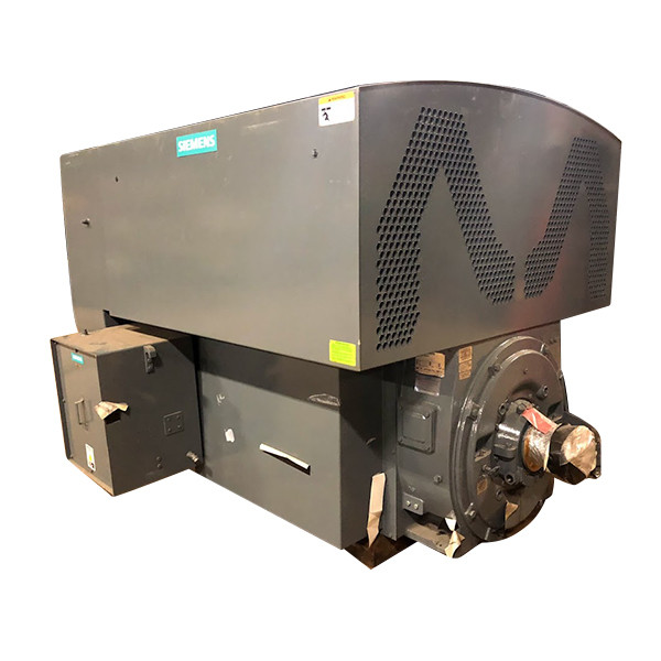 NEW 4000 HP Electric Motor Frame 6813 3600 RPM Volts 4160 SVCF 1.15 Siemens Cont