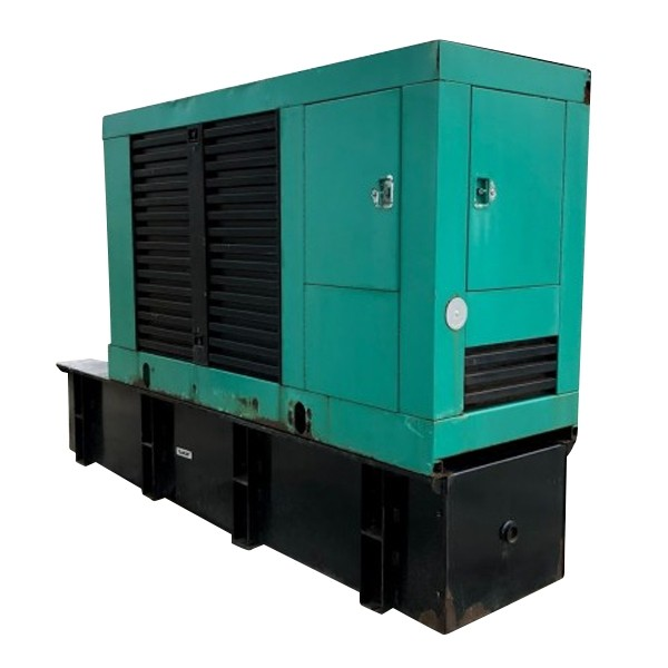 Used 150 KW Diesel Generator For Sale Cummins 6CTA8.3-G 150DGFA 277/480 Volt TESTED