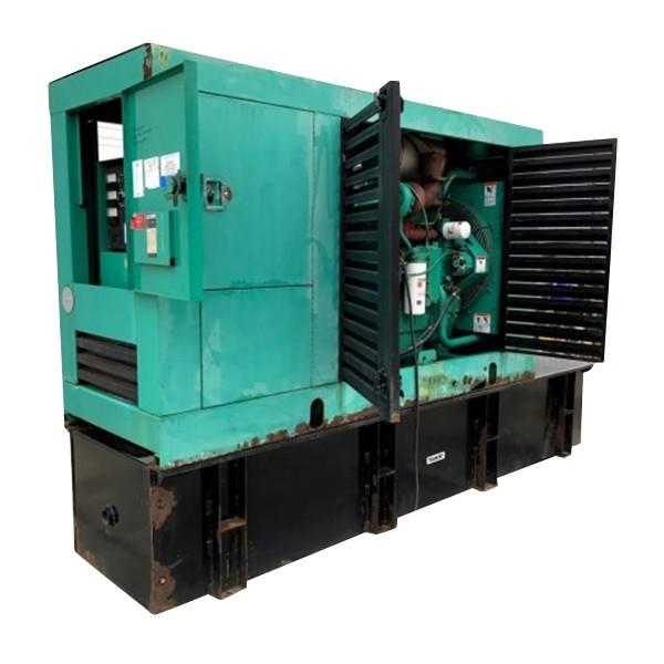 Used 150 Kw Diesel Generator For Sale Cummins 6cta8 3 480 Volt Tested