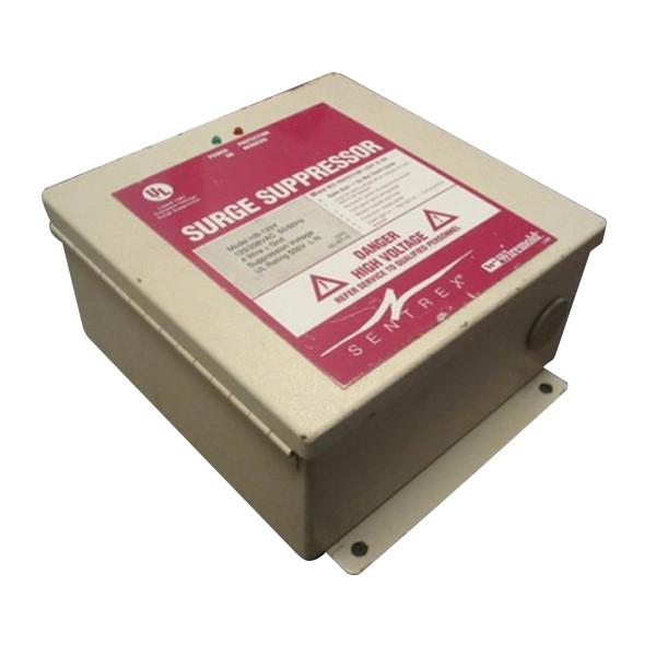 Wiremold Sentrex HB-120Y Surge Suppressor 120/208 VAC Used