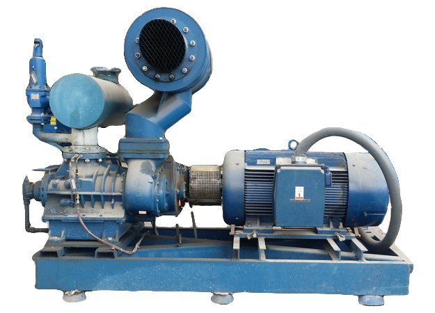 Aerzen VM45 Conveying Compressor 2006 480 Volts 250 HP Used