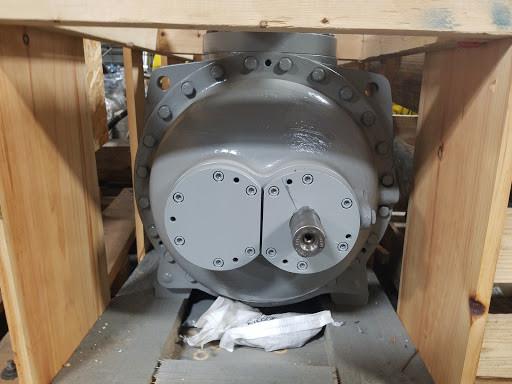 Howden WRV 163 FES Model 155 S Series Compressor R1270 3600RPM CW New Surplus