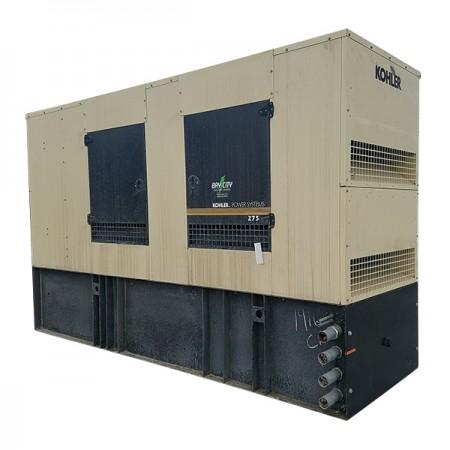 2011 275 KW Kohler Diesel Generator John Deere 6090 208 Volts Tier 3 Used