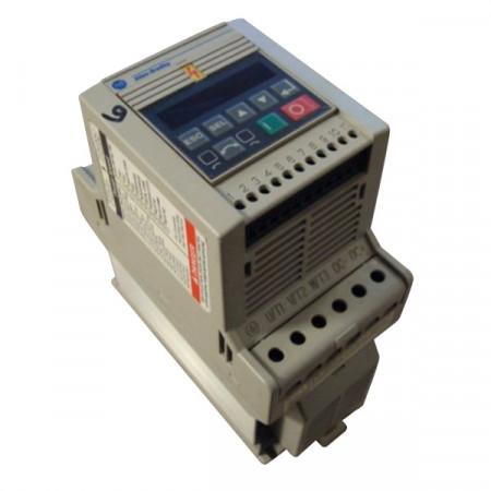 Allen Bradley 160-BA04NPS1 Preset Speed Drive 2HP Used
