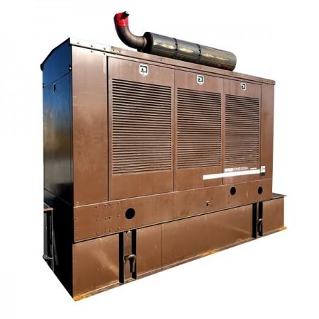 Used 240 KW Diesel Generator For Sale Kohler Detroit Series 60 230REOZD 120 208 Volt