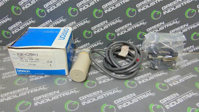 Omron E2K-C25MY1 Capacitive Proximity Switch New NIB