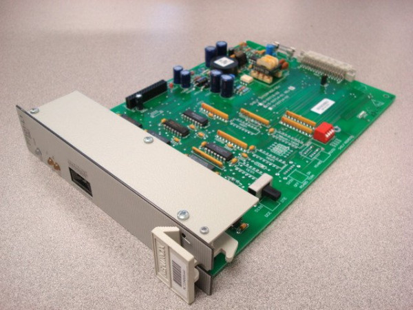 Kentrox 77101-L1 SIU Smart Shelf Interface / GCU Card Used