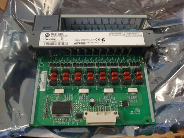 Allen Bradley 1746-OB16 SLC 500 Output Module New NIB